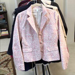 Old Navy pink blazer